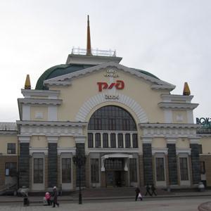 Железнодорожные вокзалы Сердобска